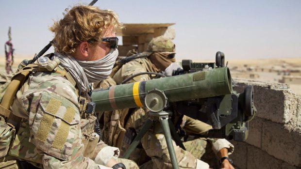 صورة بلجيكا تخفض عدد قواتها في العراق