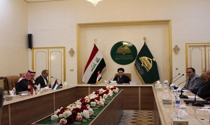صورة العراق يعلن انجاز خط المصحف الشريف بأنامل عراقية