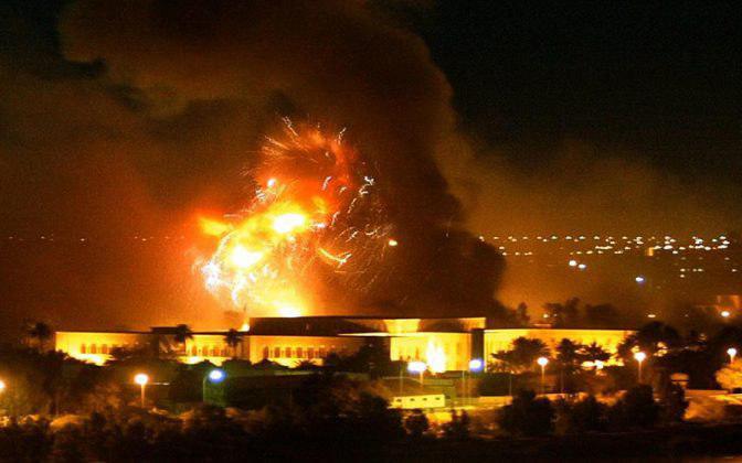 صورة مقتل العشرات بهجوم ارهابي في مقديشو