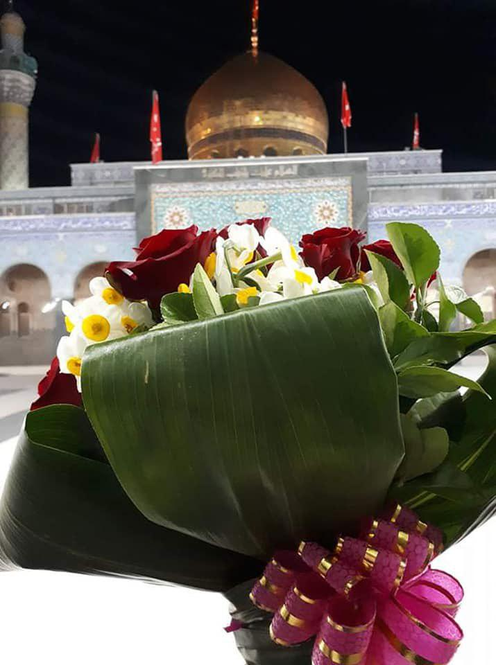 Photo of بالصور … ورود وزهور تنشر في ضريح السيدة زينب عفي سوريا استعدادا لذكرى ولادتها