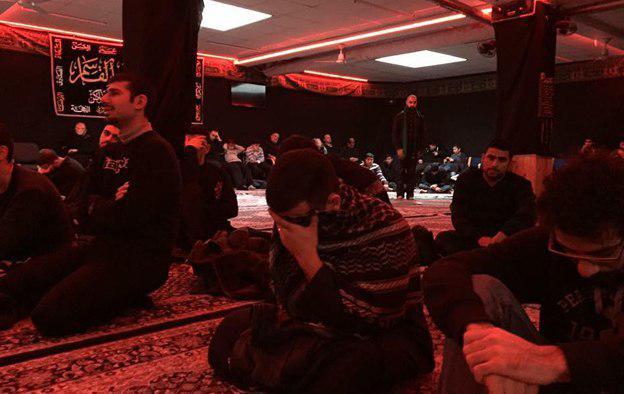 صورة مؤسسة الإمام الصادق عليه السلام في الدنمارك تحيي الأيام الفاطمية الثانية