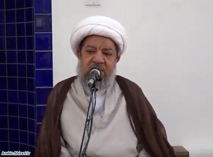 صورة تواصل اقامة المحاضرات الاسبوعية لوكيل سماحة المرجع الشيرازي في البحرين