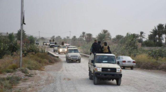 صورة العراق: إنطلاق عملية أمنية لتطهير الصحراء الغربية من خلايا داعش الارهابي