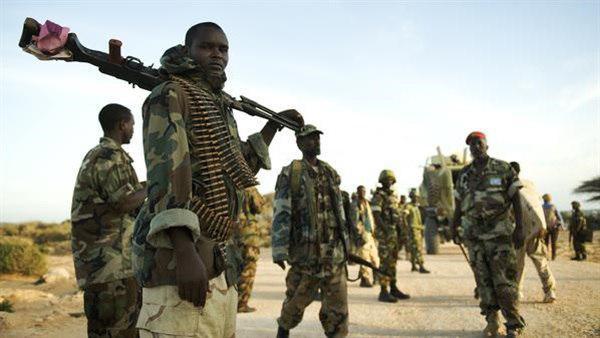 صورة القوات الصومالية تقتل 35 عنصراً من حركة الشباب الارهابية