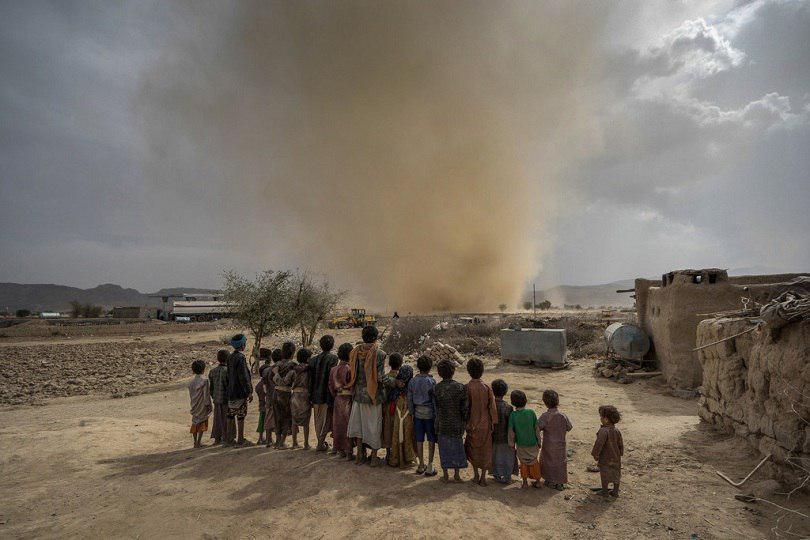 صورة الامم المتحدة: حوالي 100 ضحية بين المدنيين في اليمن أسبوعيا عام 2018