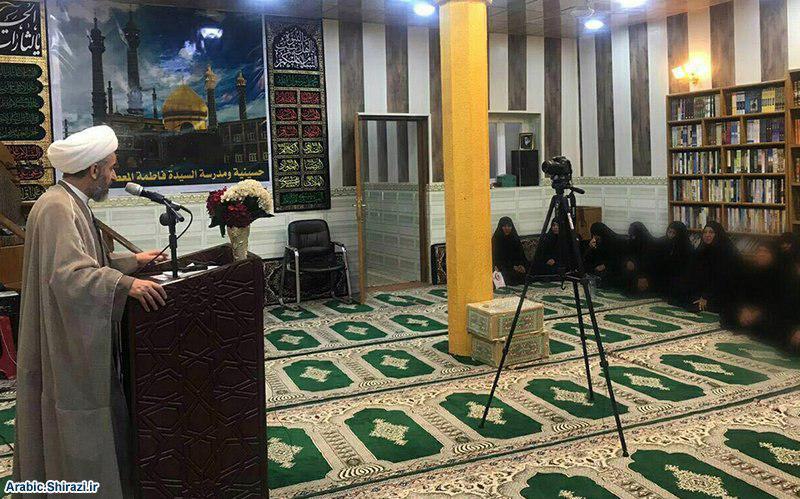 صورة الهيئة الصادقية في محافظة البصرة تطلق مساعداتها الشهرية بحضور وكيل المرجع الشيرازي