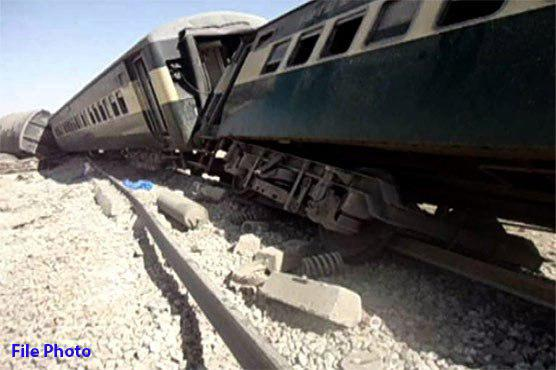 صورة قتلى في تفجير سكة قطار في باكستان