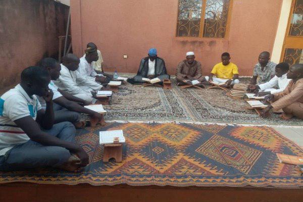 صورة إنطلاق الدورات التأهيلية لإعداد معلمي القرآن في بوركينافاسو