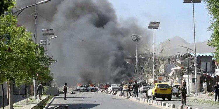 صورة أفغانستان.. 6 قتلى و23 مصابا في 3 انفجارات في منطقة قريبة من ضريح ومقبرة للشيعة بكابل