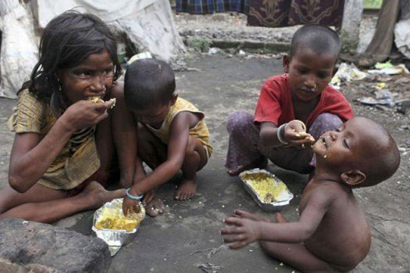صورة الأمم المتحدة: أكثر من مئة مليون إنسان يتضوّرون جوعا في العالم