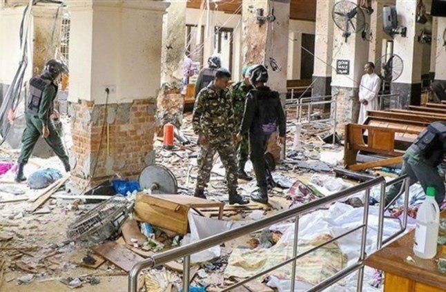 صورة ارتفاع حصيلة ضحايا تفجيرات سريلانكا إلى 359 قتيلا