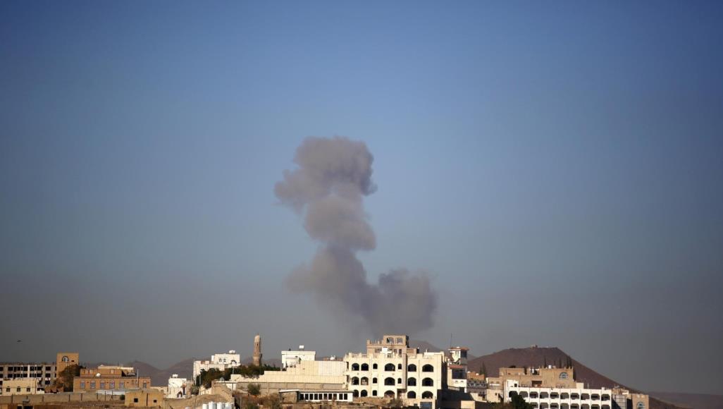 صورة غراندي تدين الهجمات على صنعاء وتؤكد يجب أن تتوقف هذه الحرب