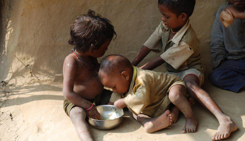 صورة قرابة 7 ملايين شخص في جنوب السودان يواجهون نقص الغذاء والآلاف يشارفون على المجاعة