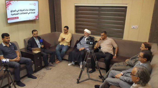 صورة مركز المستقبل في كربلاء المقدسة يناقش الإشكالات السياسية ومعوّقات بناء الدولة في العراق