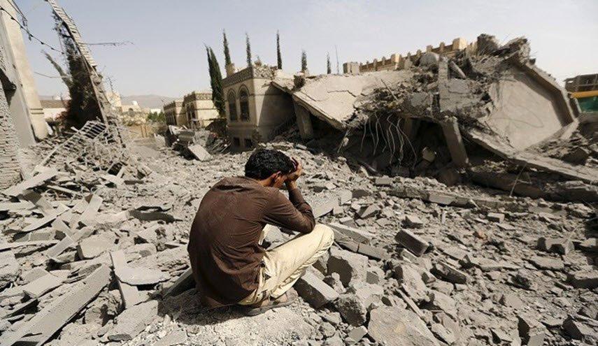 صورة طيران التحالف يشن سلسلة غارات على جمارك إب ومحافظة صعدة