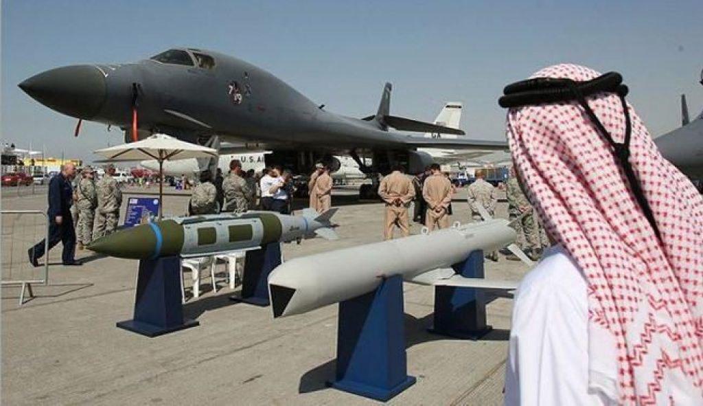 صورة النواب الأمريكي يصوت لصالح منع بيع أسلحة إلى السعودية