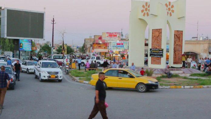 صورة استنفار في 16 مرقداً ومزاراً دينياً في محافظة ديالى استعدادا لعيد الاضحى المبارك