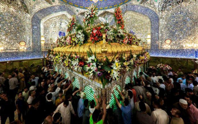 صورة العتبة العلوية تعلن عن استعدادها لاستقبال الزائرين لاحياء عيد الغدير الاغر