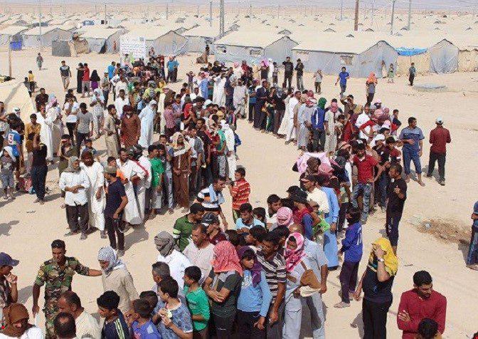 """صورة العراق: عودة 4325 نازحاً إلى مناطقهم في """"صلاح الدين ونينوى"""""""
