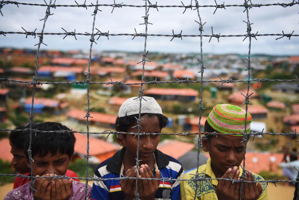 صورة تقرير: جيش ميانمار كان يخطط لإبادة الروهينجيا بهذه الأساليب