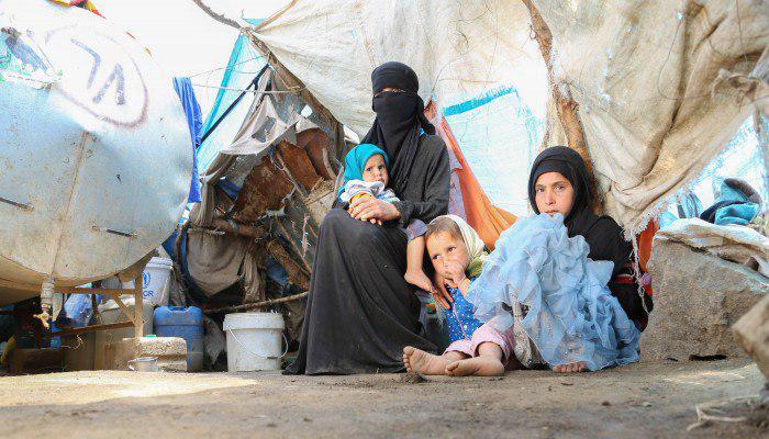 صورة منظمة دولية: تقليل الأمم المتحدة مساعداتها لليمن يفاقم الأزمة