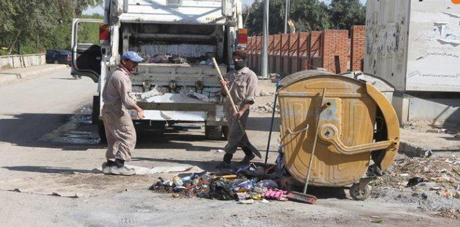 صورة العراق: اعداد خطة خدمية لبلدية الناصرية خلال أيام عاشوراء
