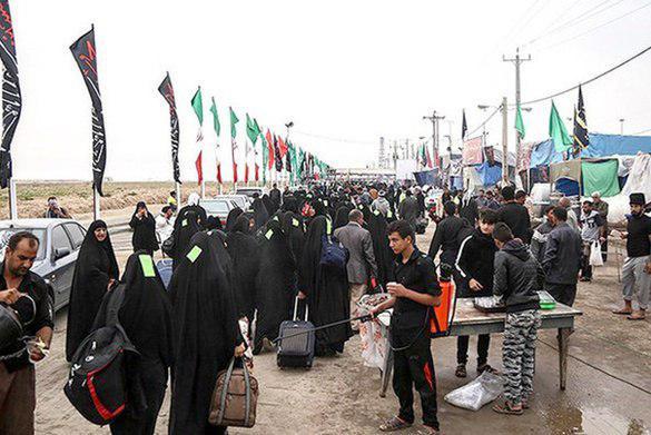 صورة يد الارهاب تطال موكباً حسينياً في محافظة كركوك العراقية