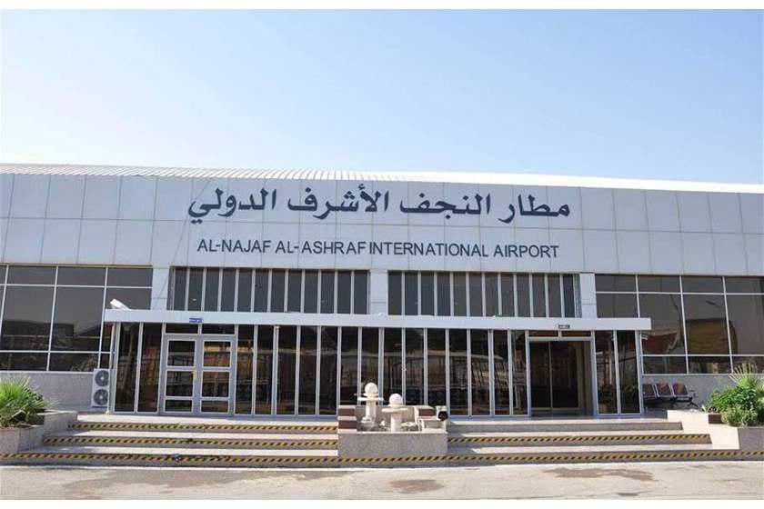 صورة النقل تعلن استكمال الاستعدادات الخاصة بالزيارة الاربعينية في مطار النجف