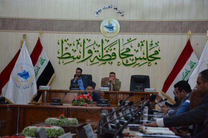 صورة العراق: مجلس واسط يصادق على الخطة الامنية والخدمية الخاصة بالزيارة الأربعينية