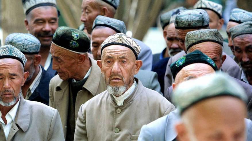 صورة 28  منظمة صينية على اللائحة الامريكية السوداء بسبب قمع الأويغور