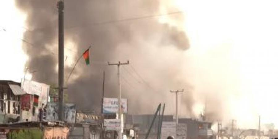 صورة إصابة 5 أشخاص في 3 انفجارات شرق افغانستان