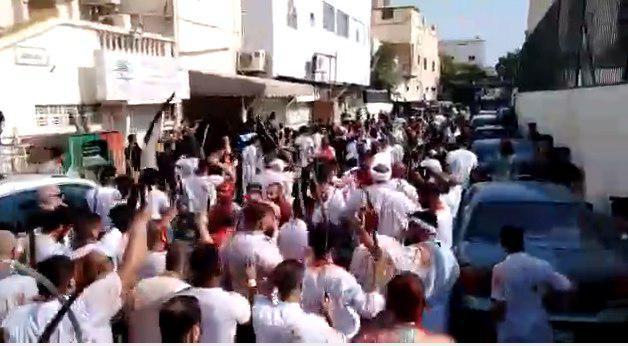 صورة البحرين تشهد اقامة شعيرة التطبير في ذكرى الاربعين الحسيني المقدس
