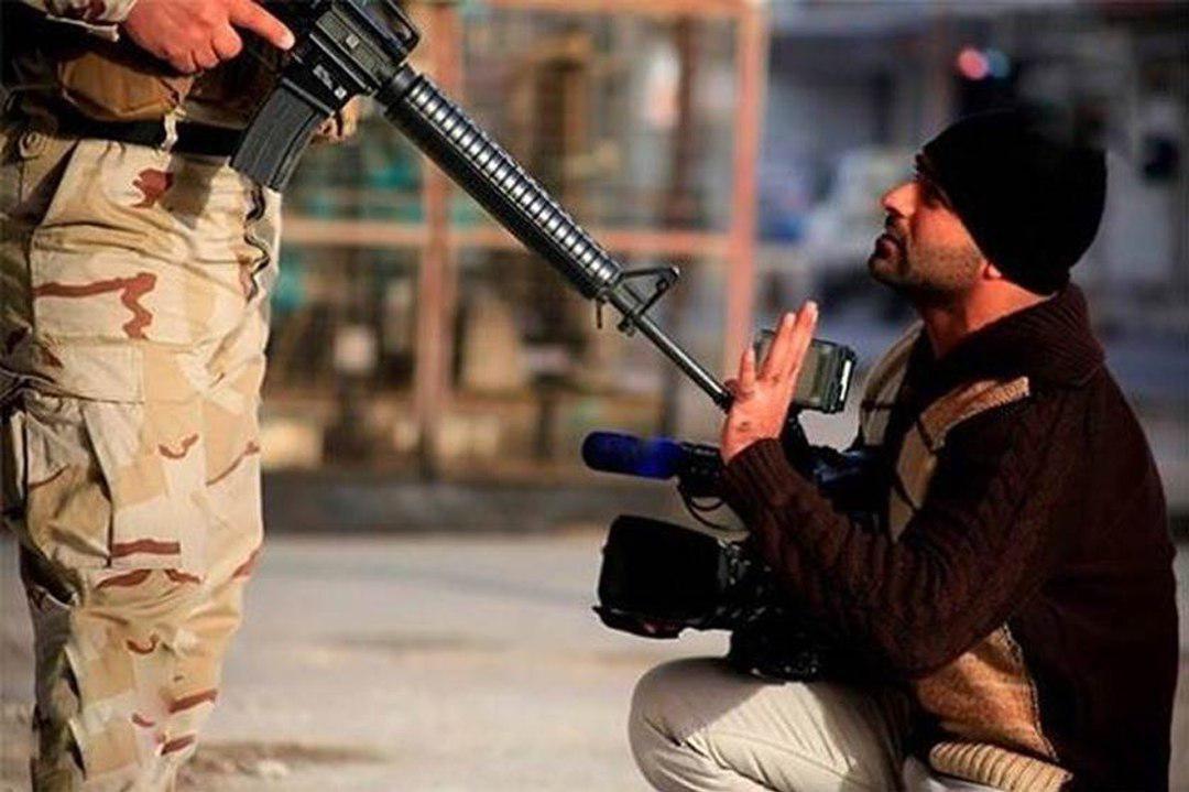 صورة اللاعنف العالمية: حماية الصحفيين واجب اخلاقي بعاتق المجتمع الدولي