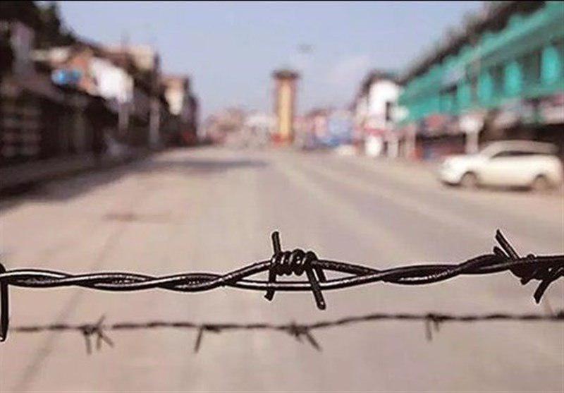 صورة ميدل است: مائة يوم على حصار كشمير..