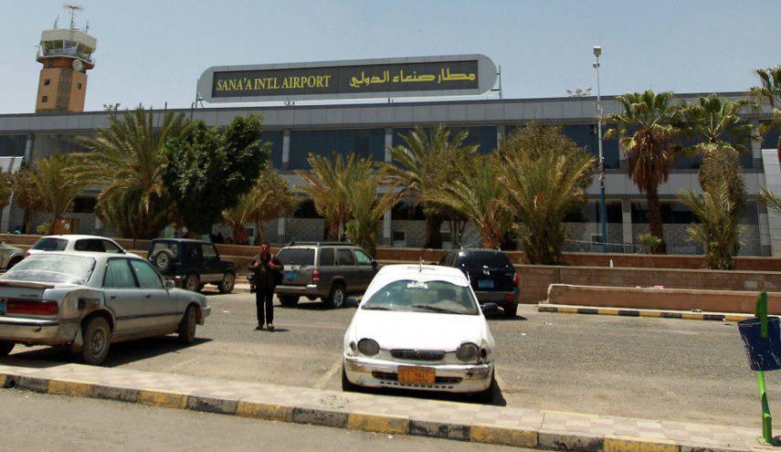 صورة إغلاق مطار صنعاء تسبب بوفاة أكثر من 43 ألف مريض