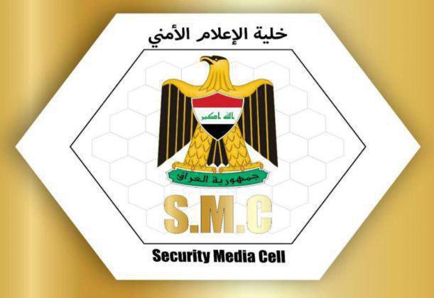 صورة تدمير 11 وكراً ضمن عملية إرادة النصر في صلاح الدين