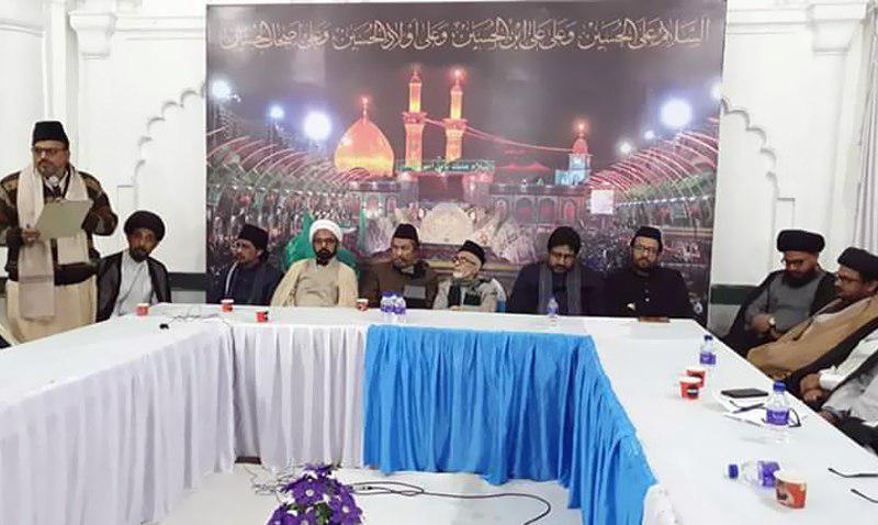 صورة انعقاد ندوة لمناقشة المشاكل والتحديات التي تواجه المسلمين في الهند (صور)