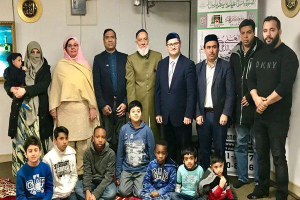 Photo of مساعٍ جادة للمسلمين لتأسیس أول مسجد في مدينة إیردري الكندیة