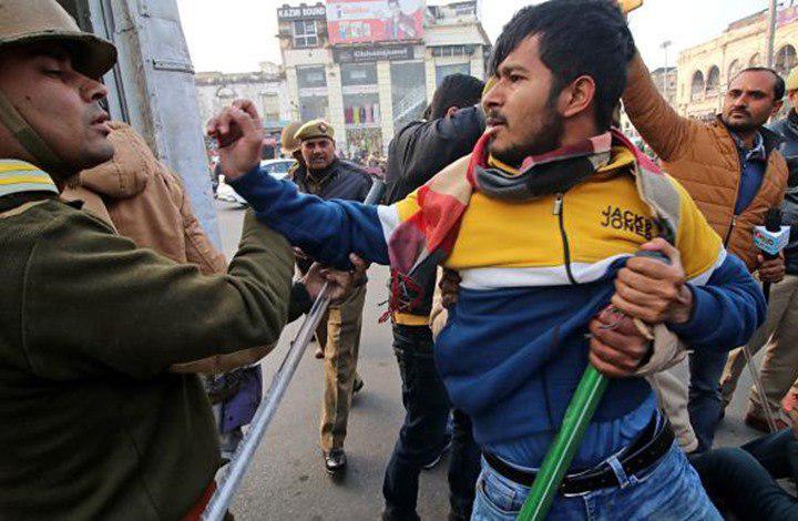 صورة التايمز: مسلمو الهند مهددون بمصادرة ممتلكاتهم
