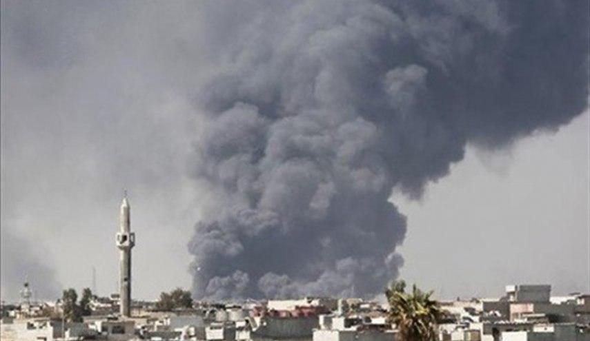 صورة استشهاد وإصابة ستة يمنيين بنيران العدوان في صعدة والحديدة