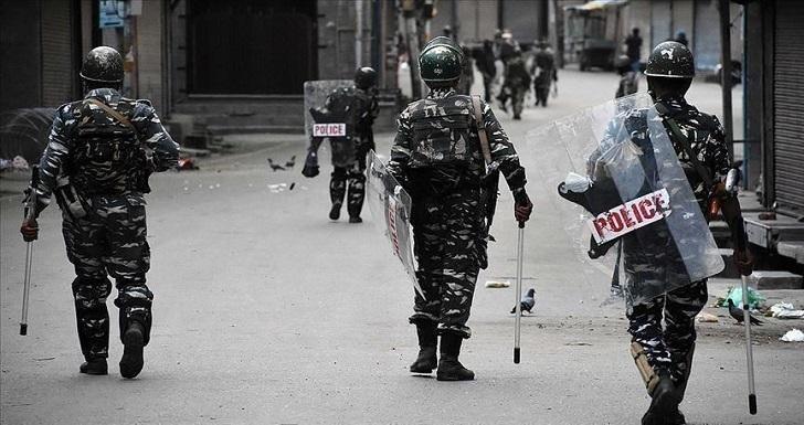 صورة مقتل وإصابة 6 باكستانيين برصاص القوات الهندية في كشمير