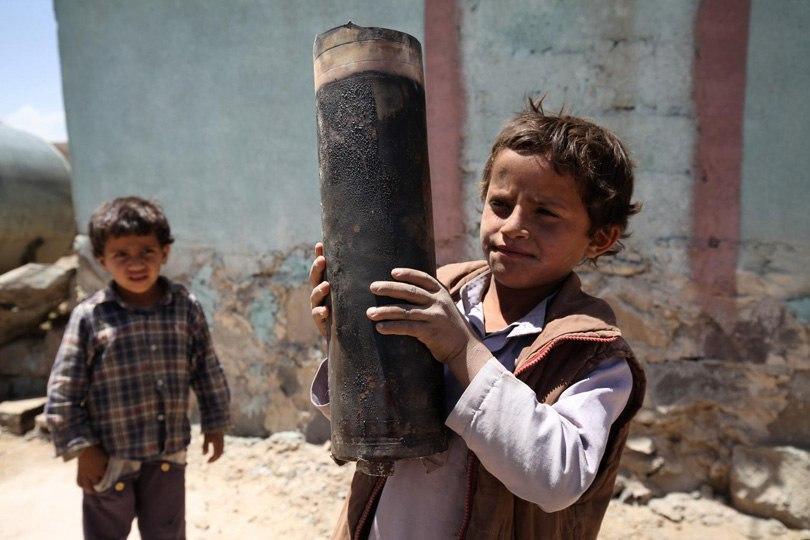 صورة انقاذ الطفولة: الأولاد أكثر عرضة للعنف من الفتيات في المناطق المتأثرة بالنزاع