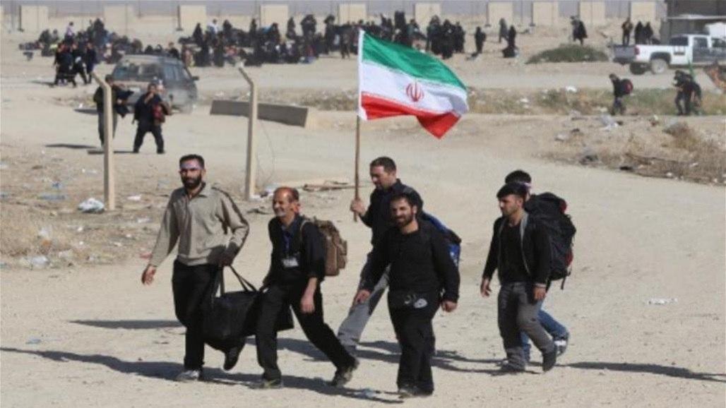 صورة إيران تعلن عن استئناف ايفاد قوافل الزوار برا للعتبات المقدسة في العراق عبر  منفذ مهران