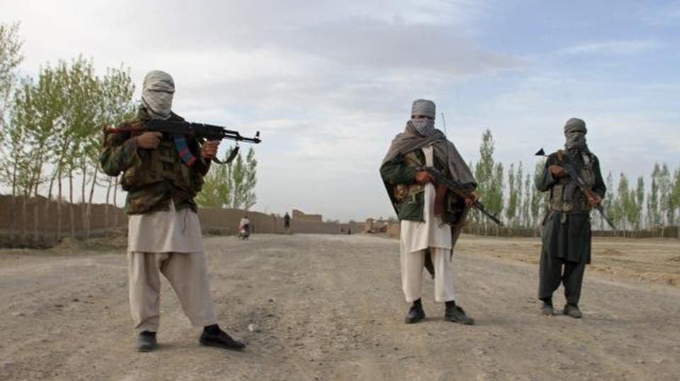 صورة مقتل 25 من طالبان الارهابية وإصابة 17 في غارات جوية شمال أفغانستان