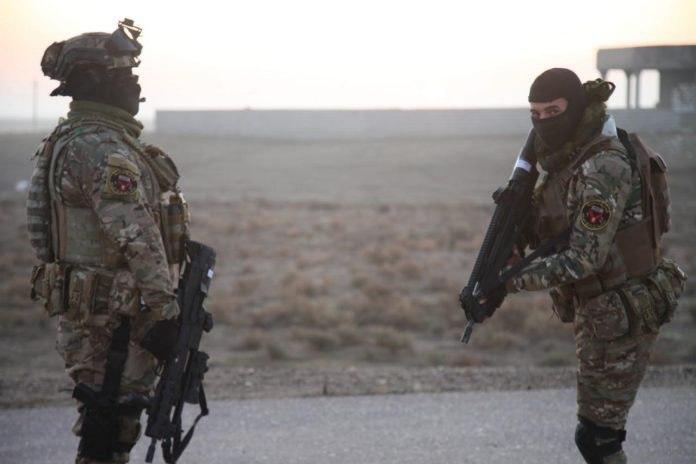 صورة العراق: عملية نوعية تطيح بقيادي داعشي كبير في كركوك