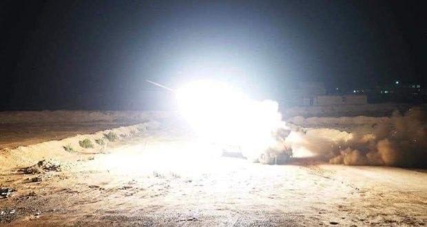 صورة تفاصيل هجمات داعش الإرهابي على منطقتي بلد ومكيشيفة جنوب تكريت