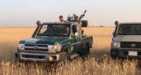 صورة العراق: تطهير مكيشيفة بالكامل وتدمير مضافات داعشية