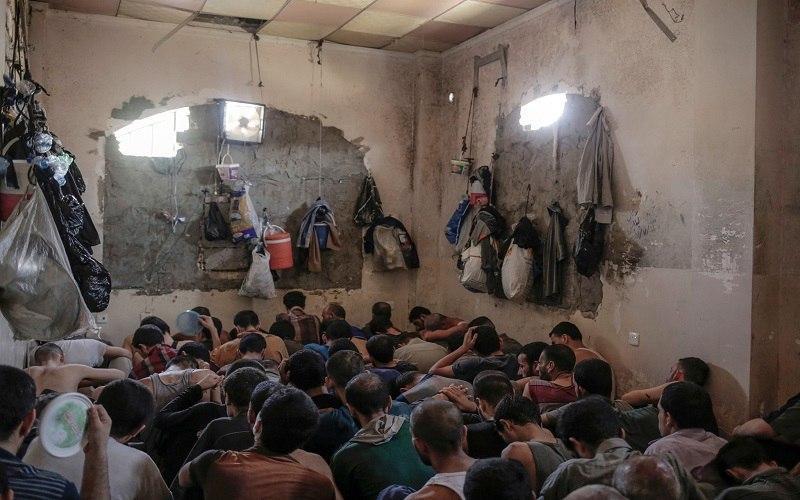 صورة المركز العالمي لمكافحة الارهاب: 1000 الماني داعشي في العراق وسوريا