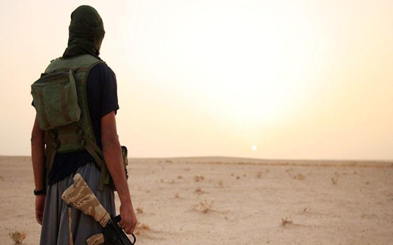 صورة تحذيرات من عمليات ارهابية جديدة عند الشريط الحدودي بين العراق وسوريا