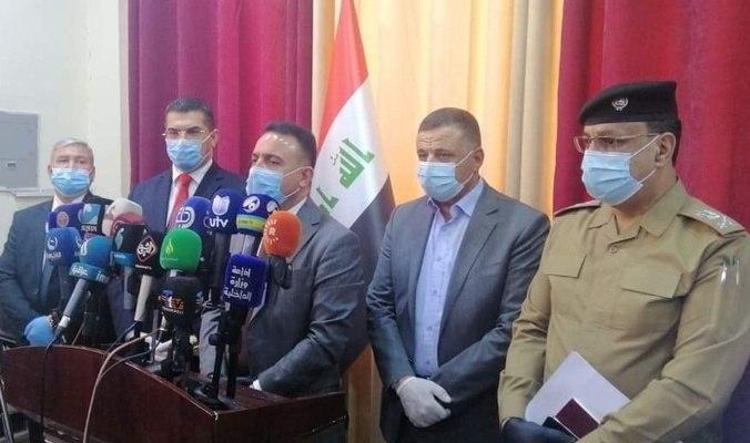 صورة الصحة العراقية تكشف أسباب ارتفاع الإصابات بكورونا في العراق